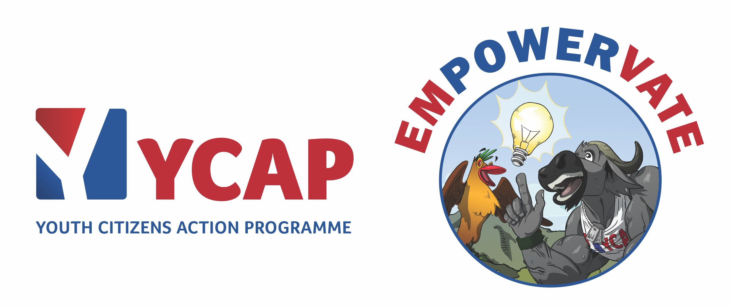Y-CAP & Empowervate - Logo RGB